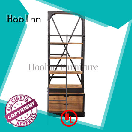 industrial bookcase sale with discount HOOLNN