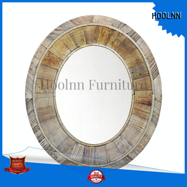 HOOLNN decorative mirror factory directly for home decoration