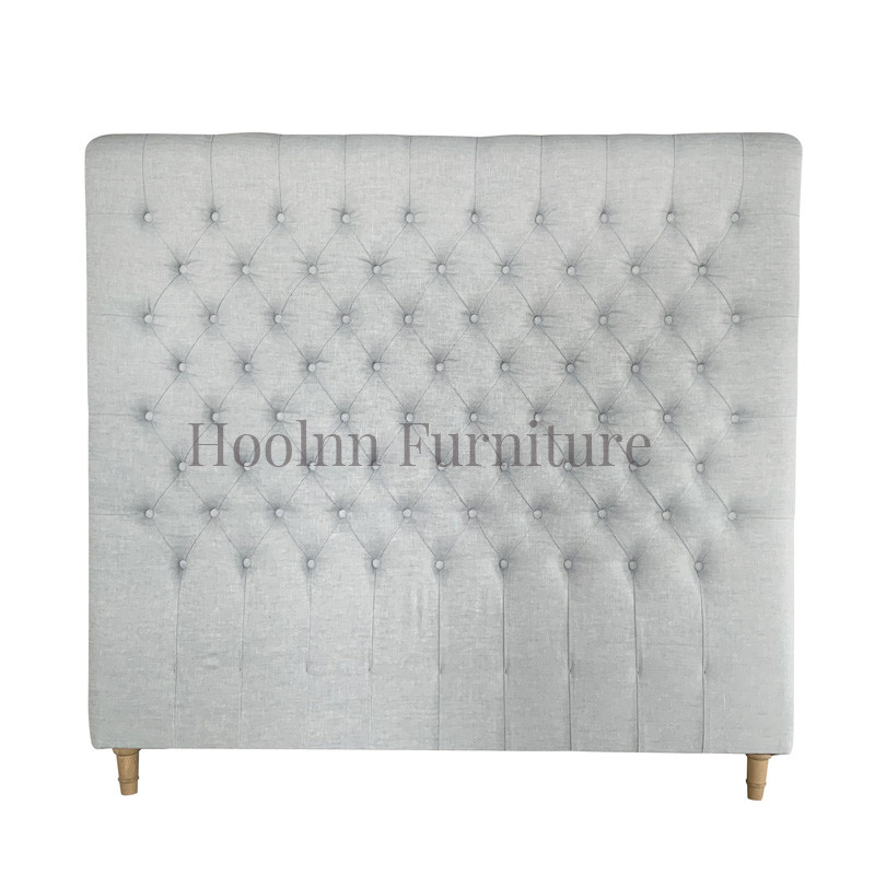 Wooden Headboard French Style Antique