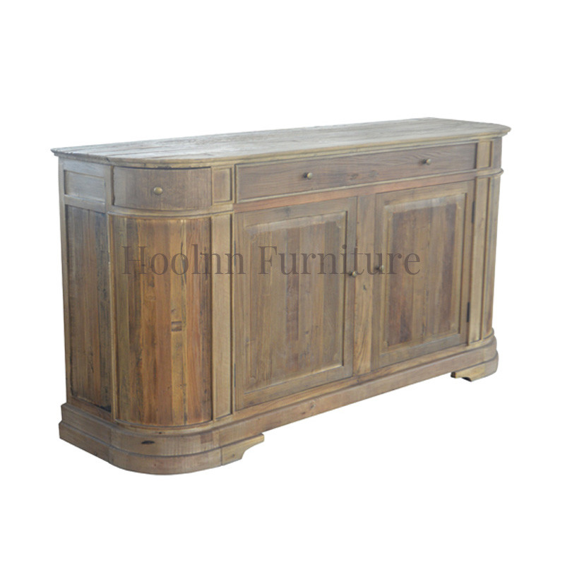 French country style kitchen pantry cabinets for Dinning room HL102