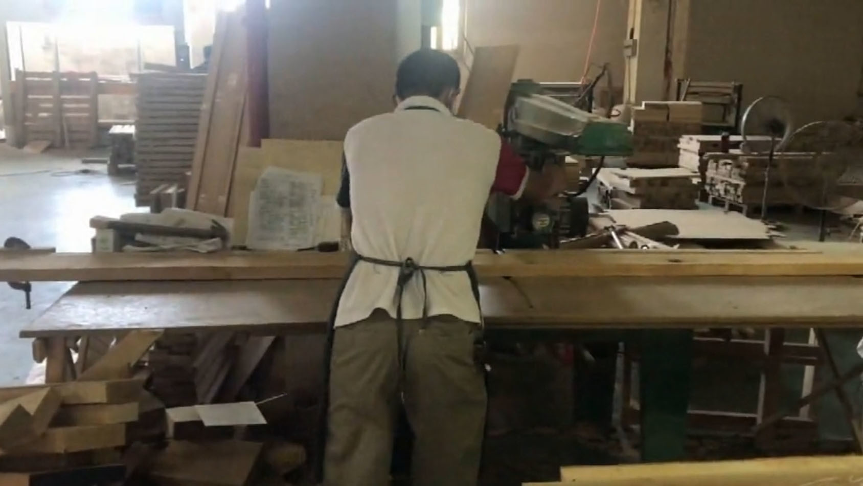 French Country Style Furniture Woodworking Video
