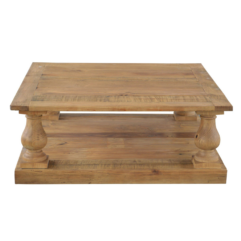 Recycled Wooden Coffee Table HL290-120