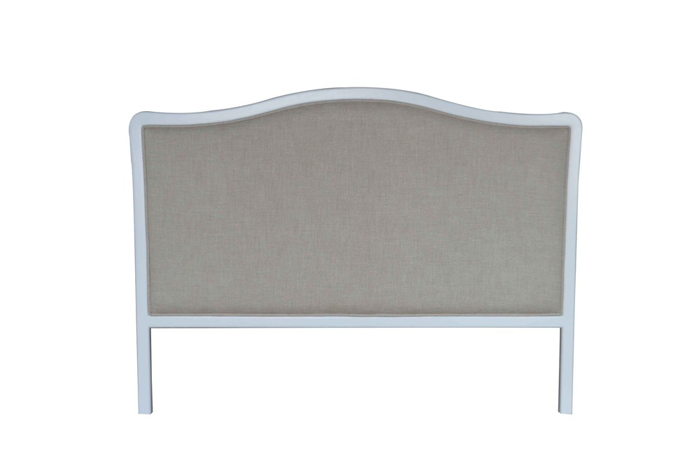 French Luxury Fabric Headboard