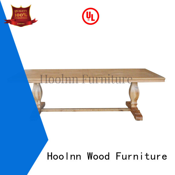 HOOLNN french style dining table wholesale supplier for business