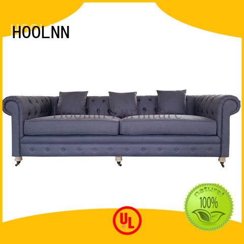 HOOLNN Italian style sofa with good price for hotel