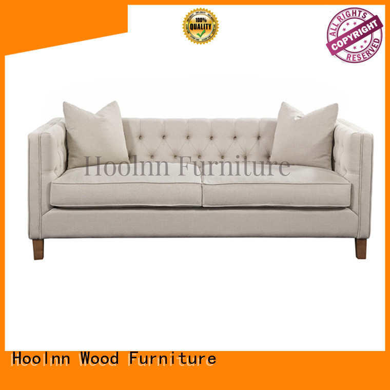 HOOLNN casual vintage chesterfield sofa sale all over the world for household