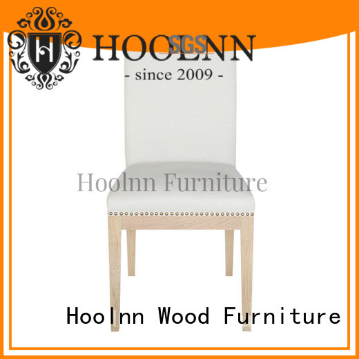 HOOLNN oem wooden dining chair factory in China for household decoration