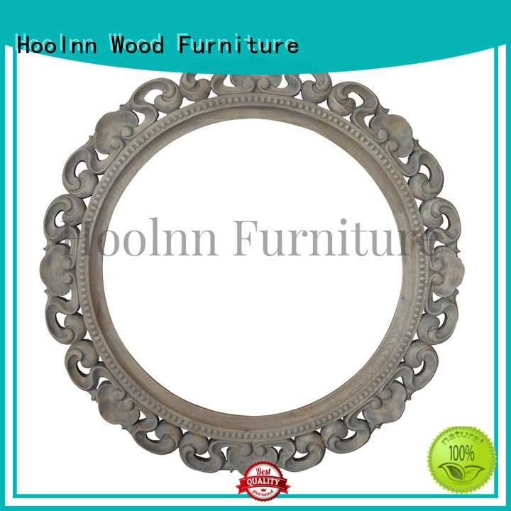 nice shape bathroom mirror with cheap price for home decoration