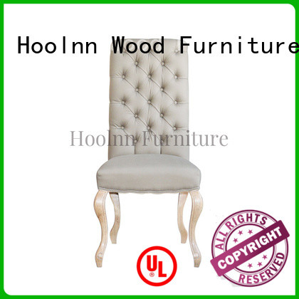 HOOLNN wooden dining room chairs wholesale supplier for business