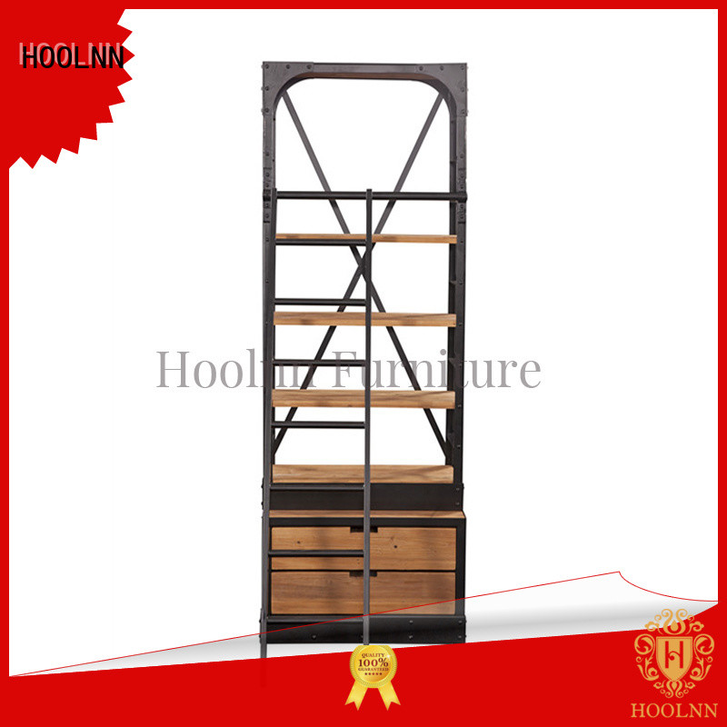 HOOLNN industrial bar cart China factory for business