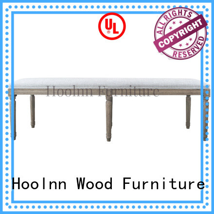 HOOLNN odm oak bedside tables factory directly price for wedding ceremony decoration