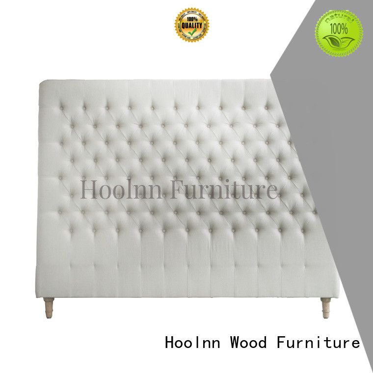 HOOLNN wooded solid wood bedroom furniture manufacturer for trade sale
