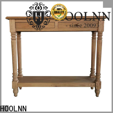 HOOLNN High-quality solid wood furniture factory for home use