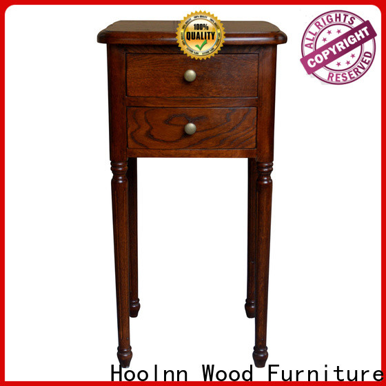 High-quality rustic bedside table manufacturers for bedroom