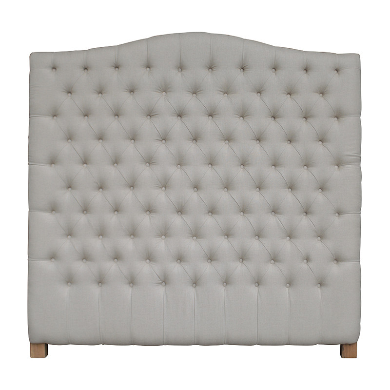 Frank Syle Weathered Oak Queen Size Headboard