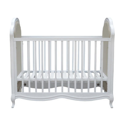 French Country Baby Cot Bedroom Furniture HL065-1