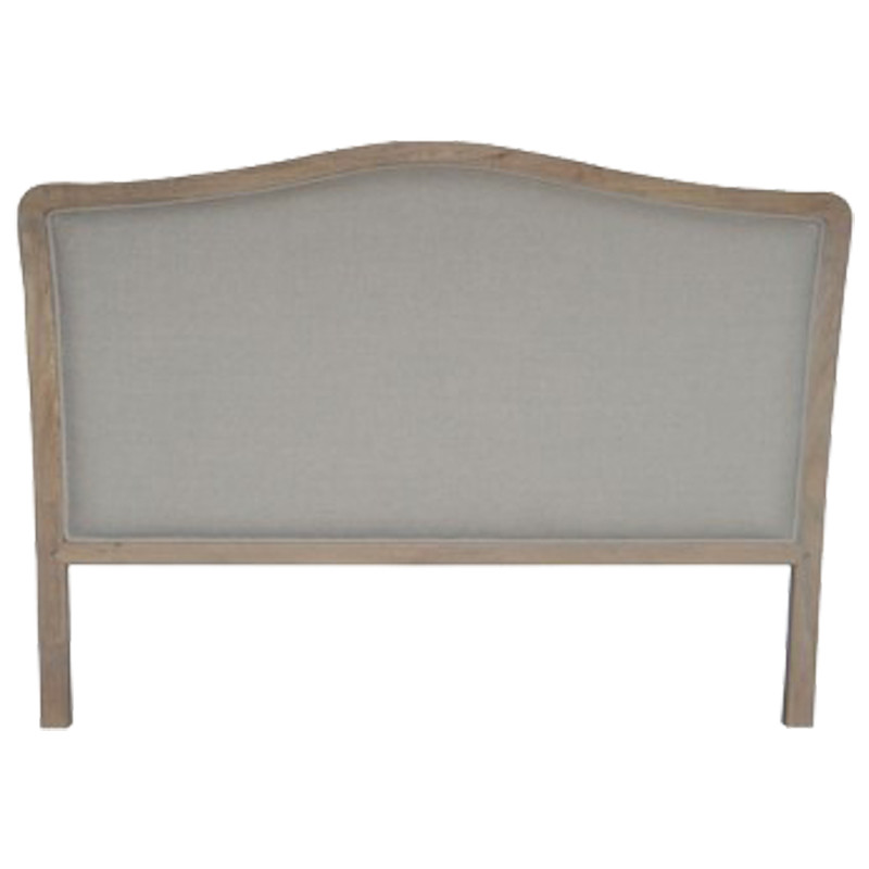French-style Antique Wooden Upholstered Luxurious Headboard HL114Q