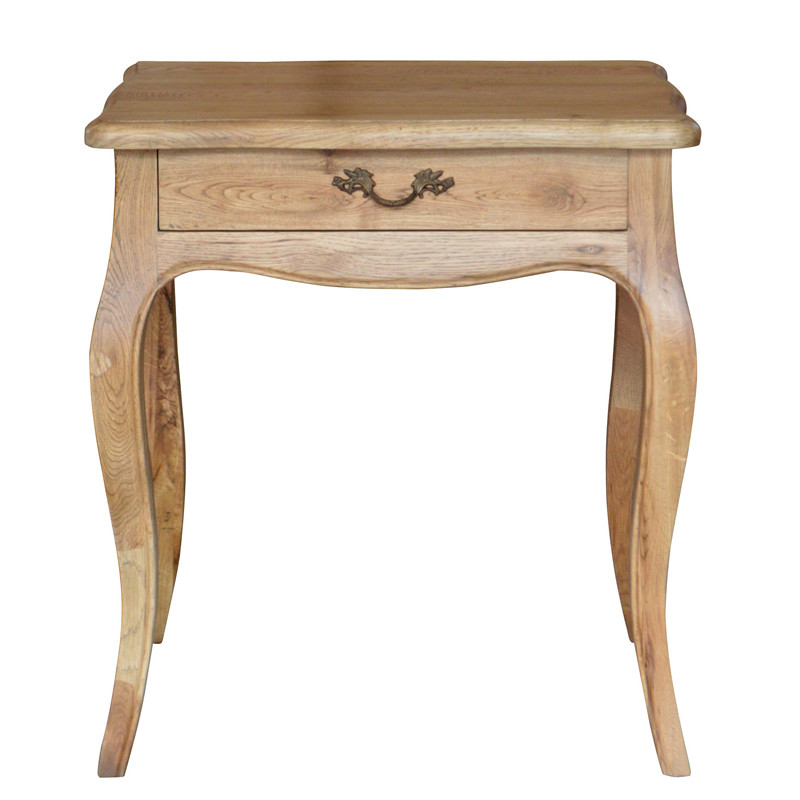 French-style Wooden Nightstand HL020