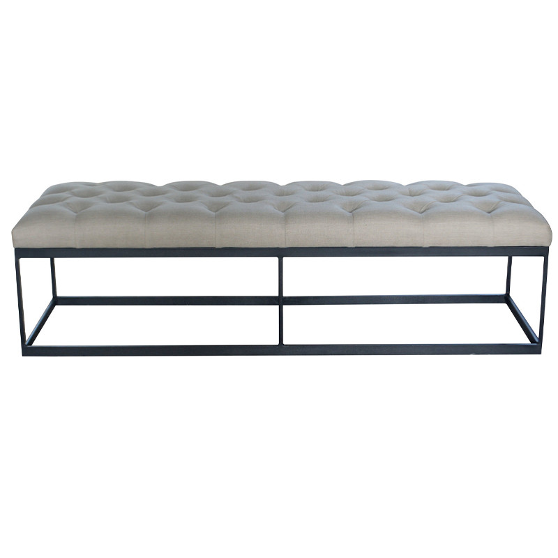 French-style Antique Wooden Bench S1087S