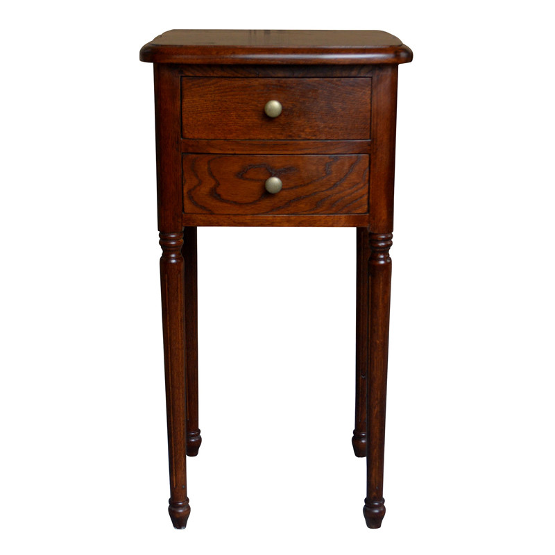 French style Antique Wooden Side Table HL298