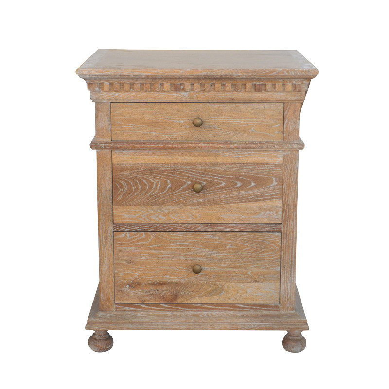 French country furniture Bedside Table HL517