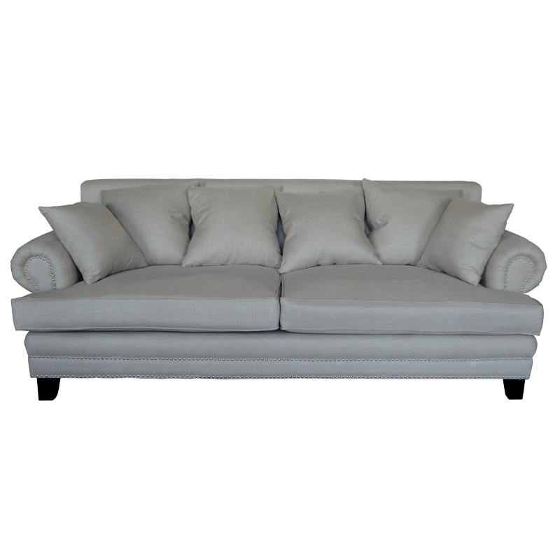 Antique French Provincial Style Restaurant Sofa Seat  S1052