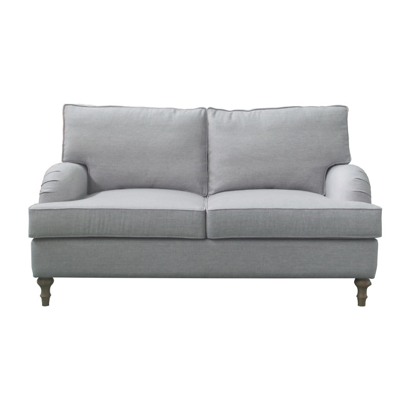 French Upholstered Relaxing Living Room Furniture Sofa Modern Couch Set