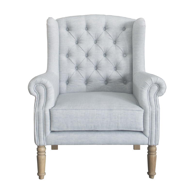 Wing Occasional Chair Accent Chair