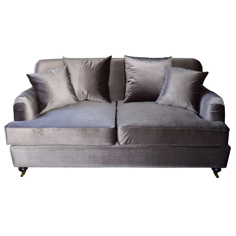 For Living Room French Style Two Seater Wooden Sofa  S1075-2