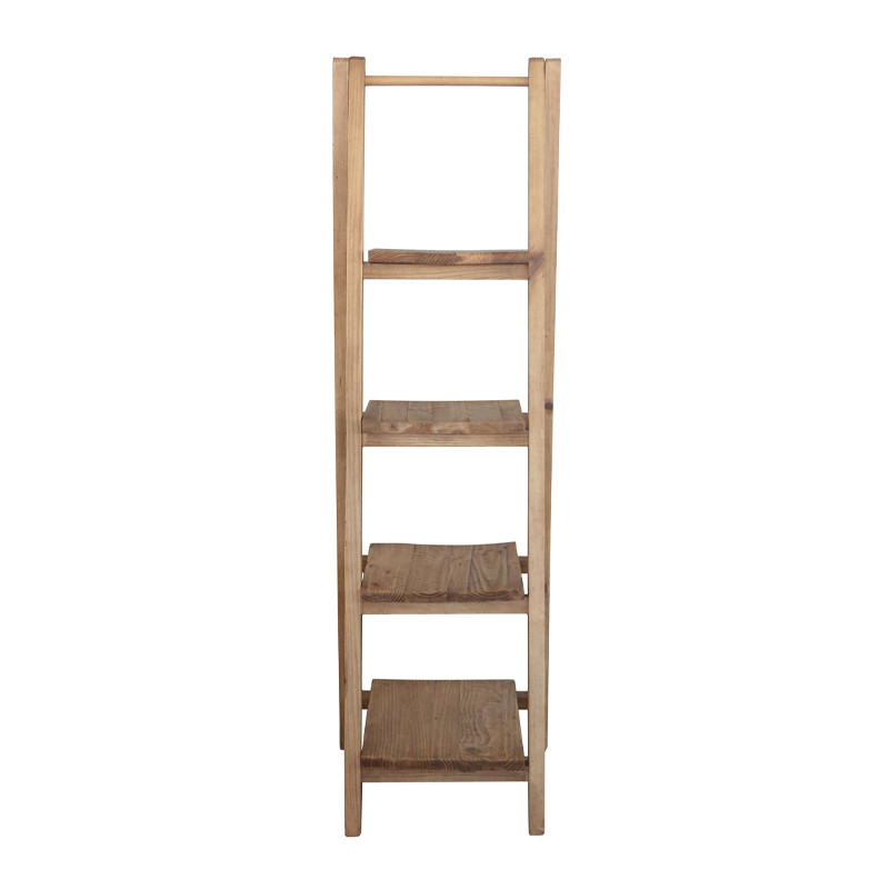 French Country-style solid wood Bookshelf HL240