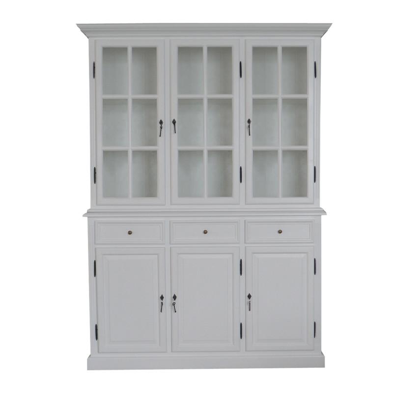 HL901-3 French retro living room wooden  furniture bar cabinet whisky wine drinks shelf corner liquor cabinets