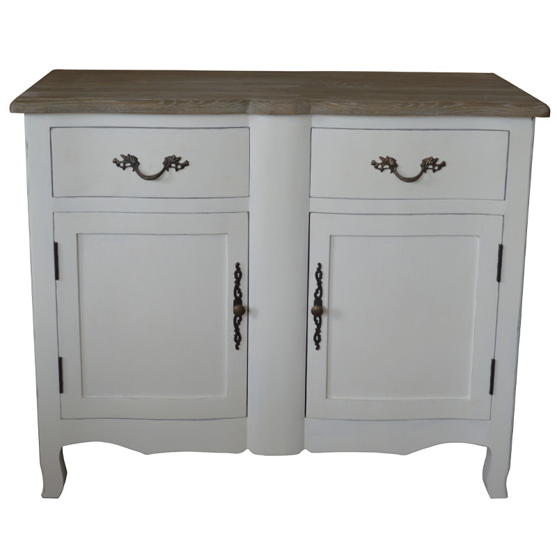 HL319 juhl kitchen chest drawers French Country rustic Sideboard