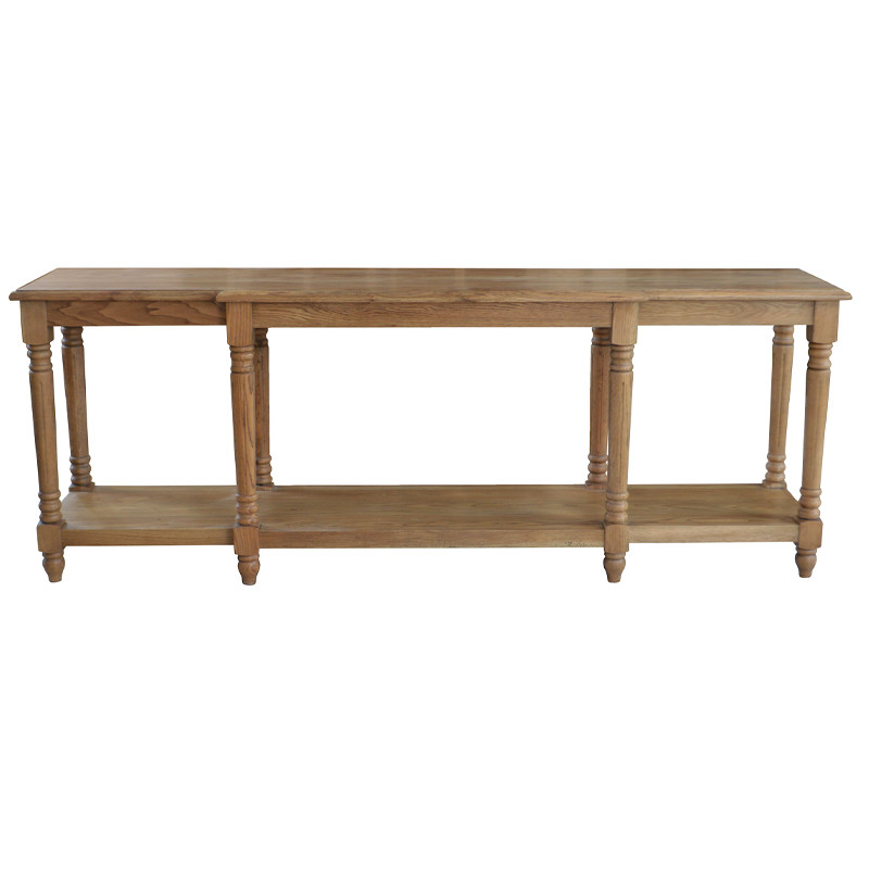 French Country Console Table W5830