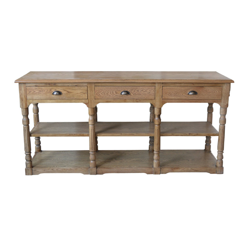 French stylish wooden consle table HL295