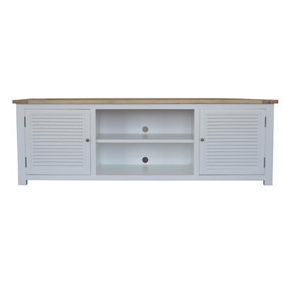 French stylish wooden TV stand HL375