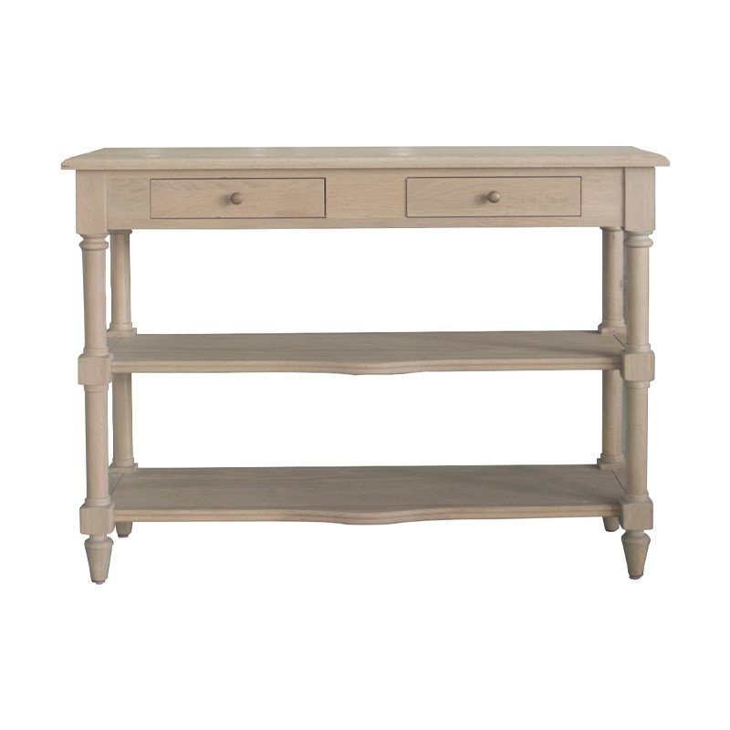 French Country Style Console Table HL390