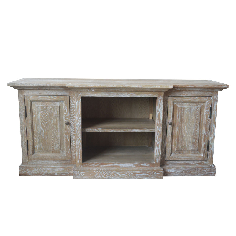 Antique Wooden TV Stand for Living Room HL889