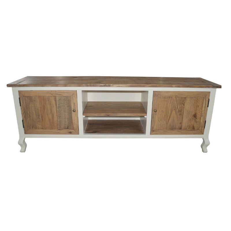 Antique French-style Wooden TV Stand HL892