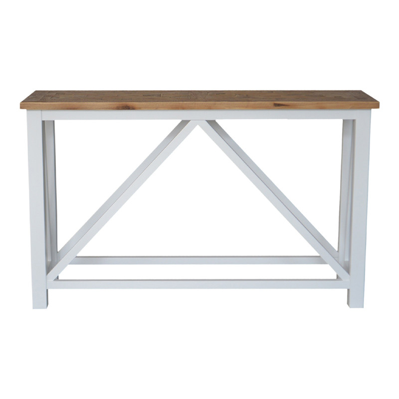 French Country Stylish Console Table