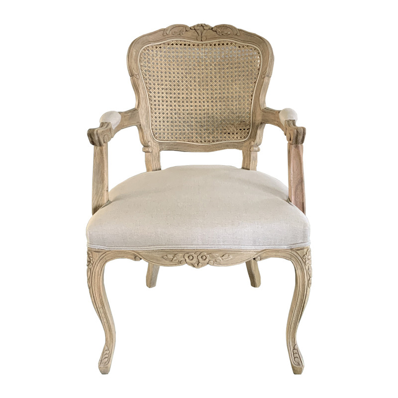 Classical French-style Royal Dining Armchair P2149-2