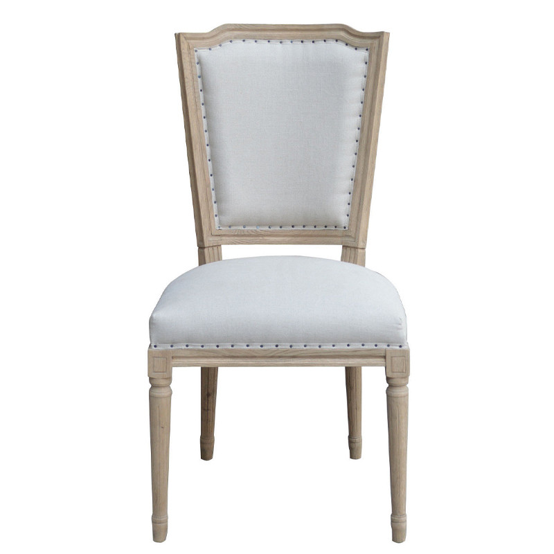 Master Home Furniture French Style Dining Chair Wooden P2189-1