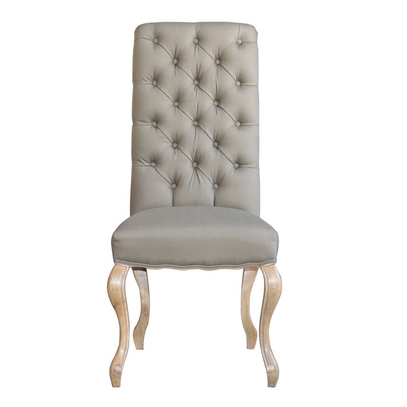 French Upholstered Dining Chair P0070-1