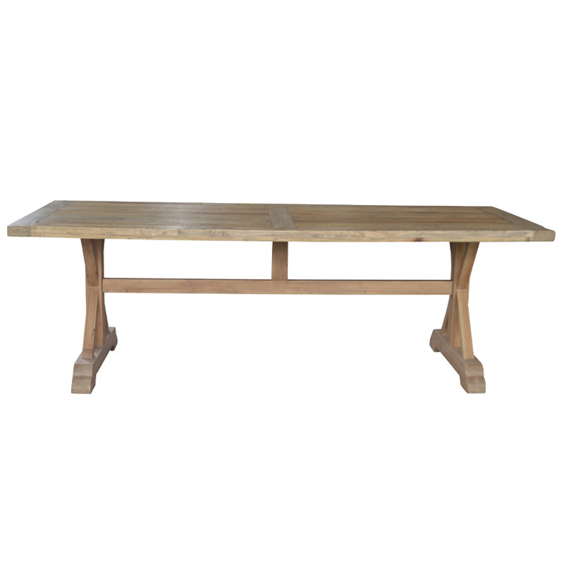 Industrial Furniture Vintage Dining Table French Country Furniture D1606 S