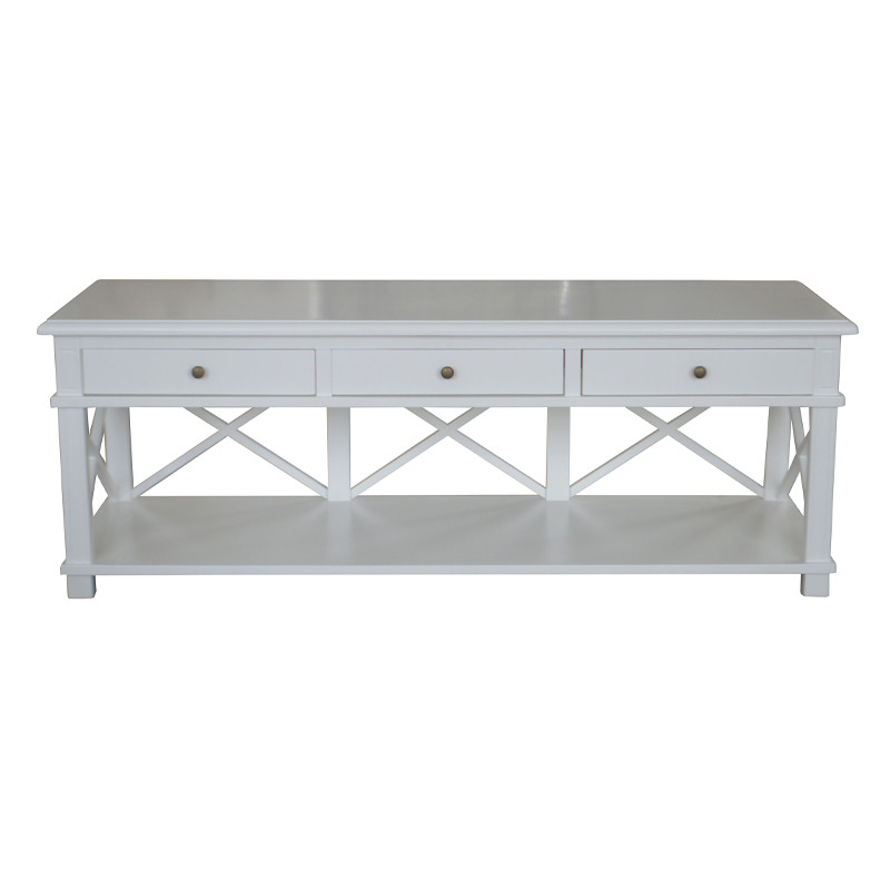 French-style Oak TV Stand HL544