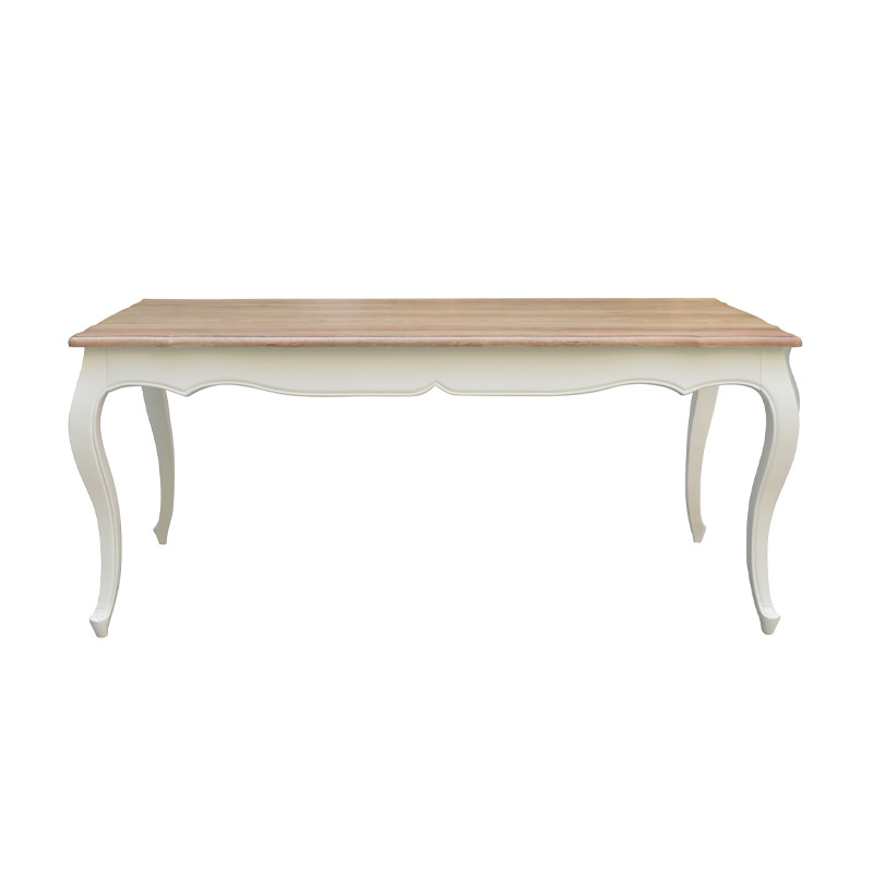 European Style Wood Dining Table D1609