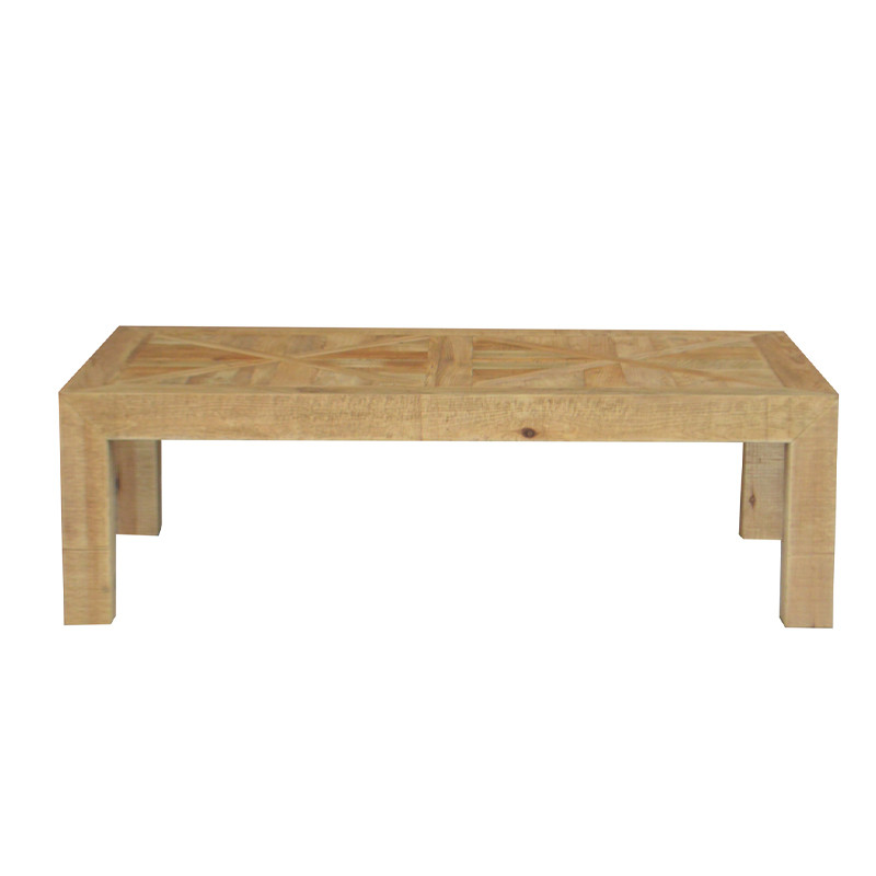 Trunk Small Reproduction Antique Coffee Table  HL350-130