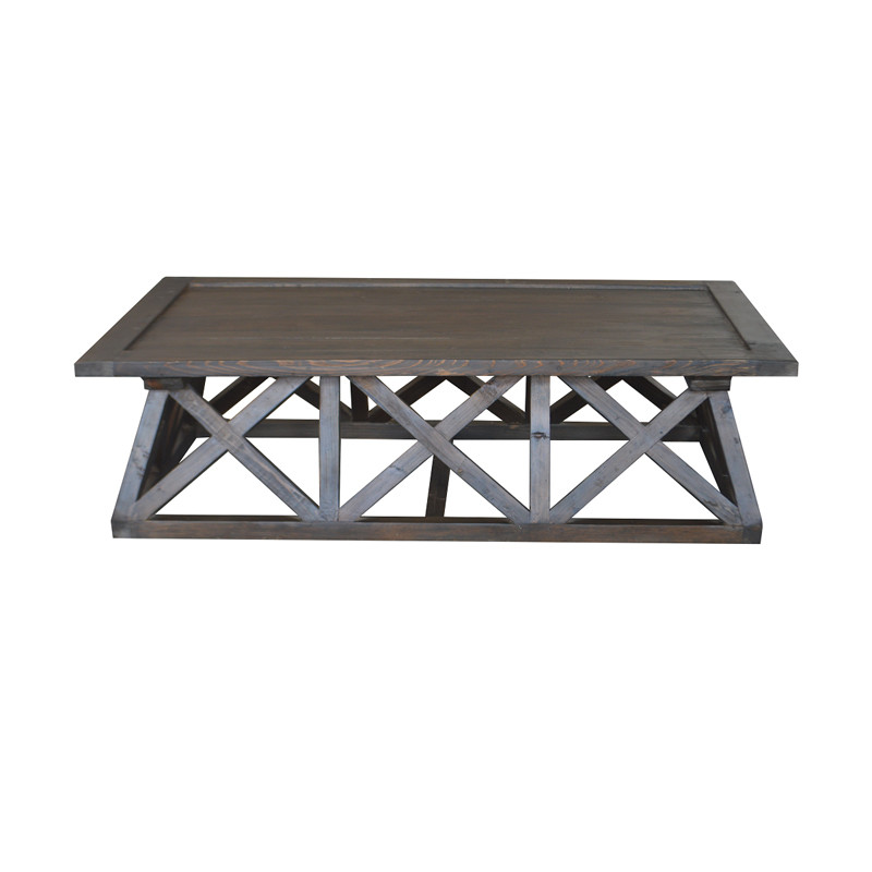 HL154 turkish furniture coffee table Recycled Wooden Coffee Table
