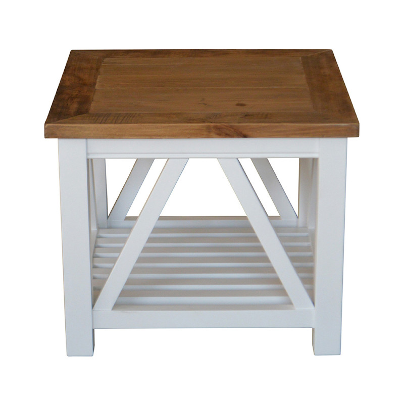 Handmade solid wood Side Table HL307-8