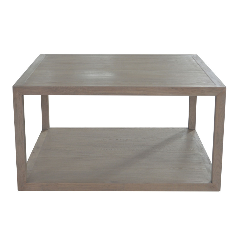 Soild Coffee Table for Living Room HL358
