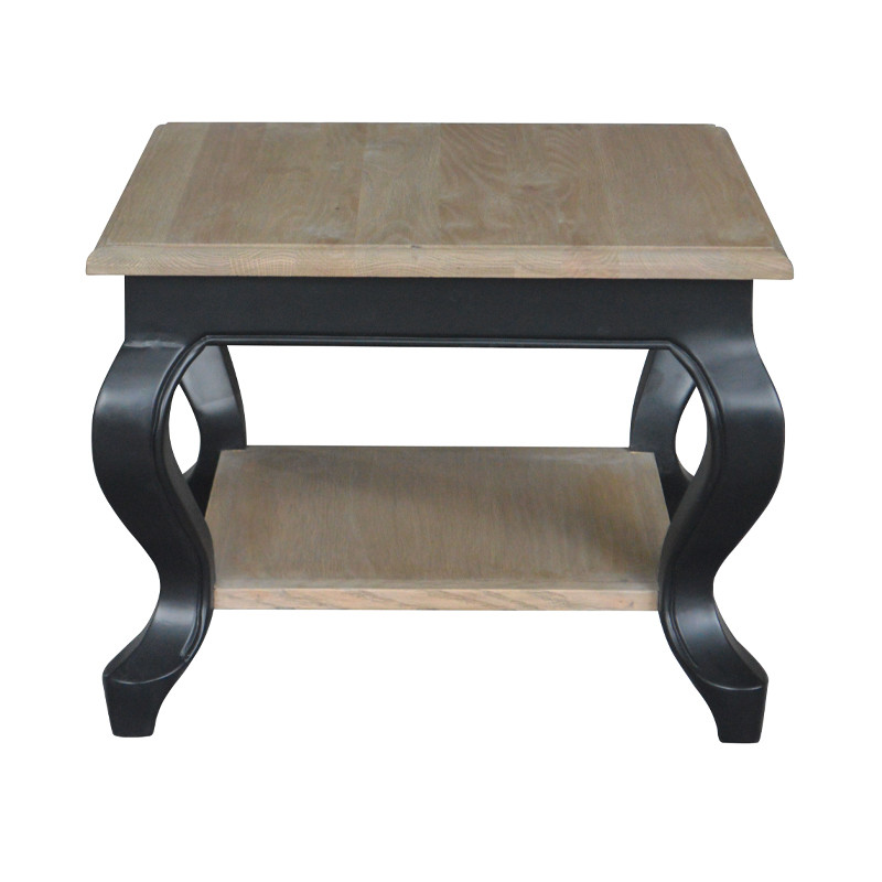 French-style Wooden Side Table HL377-60